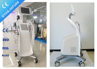 ISO Ultrasound Face Lift Machine HIFU Treatment For Fat Loss Non - Invasively