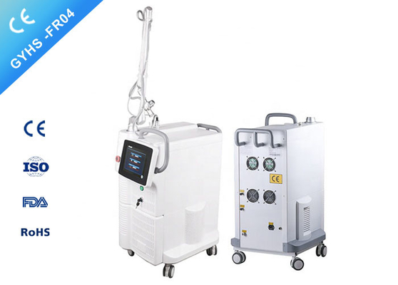 40w Laser Skin Care Machine Scar Removal / Fractional Co2 Laser Equipment For Clinic