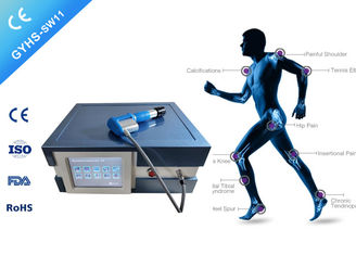 Muscle Pain Removal Multifunctional Beauty Machine Extracorporeal Shockwave Therapy Instrument
